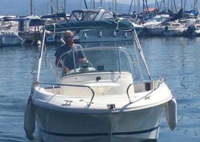 location de bateau moteur